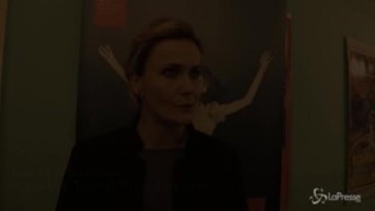 """Torino Film Festival, la madrina Lucia Mascino: """"Qui scoperti tanti talenti"""""""