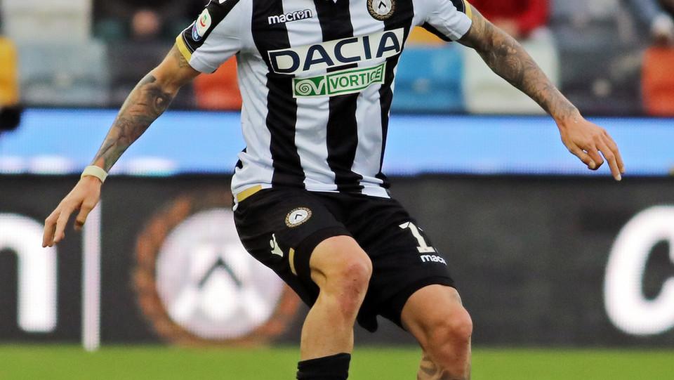 54' De Paul intercetta un assist di Pussetto e segna! Udinese in vantaggio ©