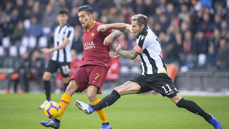Serie A, Udinese-Roma 1-0 | Il fotoracconto