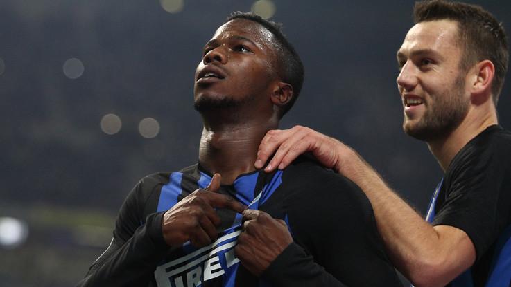 Serie A, Inter-Frosinone 3-0 | Il fotoracconto