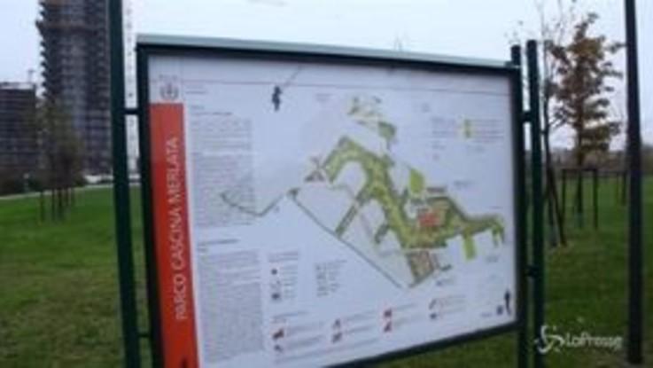 Milano, inaugurato il nuovo lotto di Parco Cascina Merlata