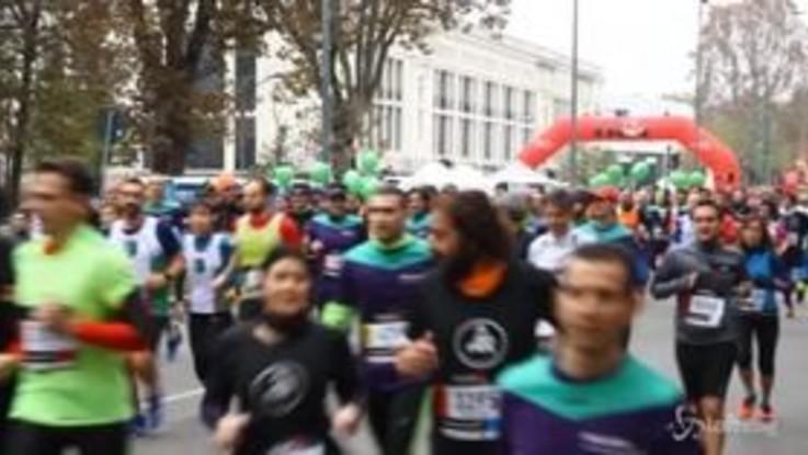 Tutti di corsa sotto la Madonnina, ecco la 21 Milano Half Marathon