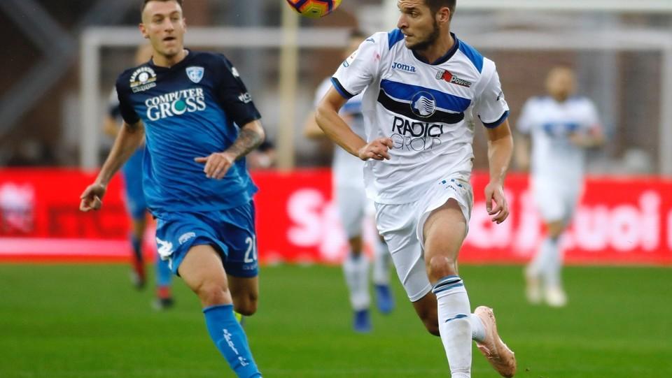 42' L'Empoli reagisce e dopo pochi minuti Antonio La Gumina segna: 1-2 ©
