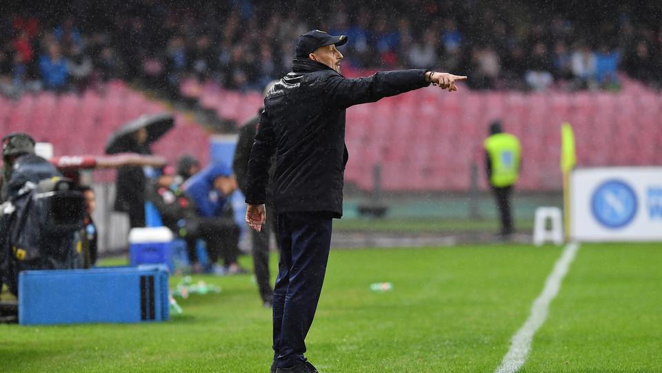 Domenico Di Carlo, allenatore del Chievo ©