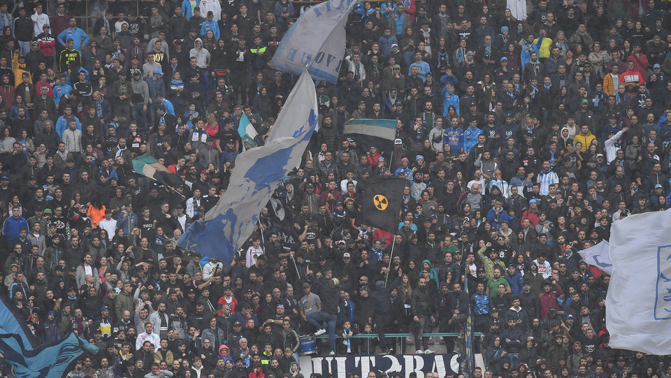 tifosi del Napoli ©