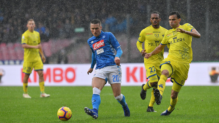 Serie A Napoli.Chievo 0-0 | Il fotoracconto