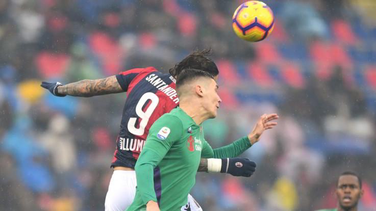 Serie A, Bologna e Fiorentina non vincono più: 0-0 al Dall'Ara