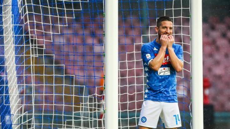 Serie A, Napoli sbatte su muro Chievo: 0-0 al San Paolo, Juve a -8