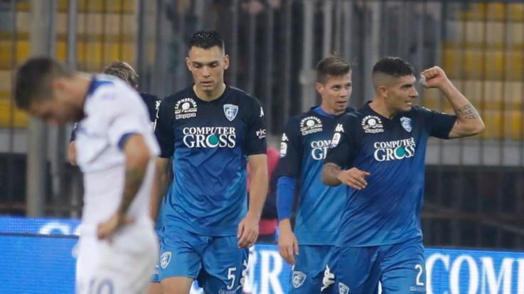 Serie A, harakiri Atalanta: Empoli rimonta da 0-2 a 3-2