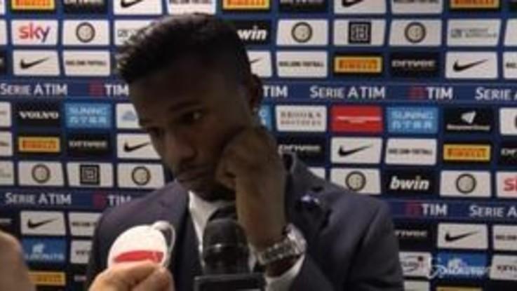 """Inter-Frosinone 3-0, Keita: """"Avevo bisogno di vivere una serata così"""""""