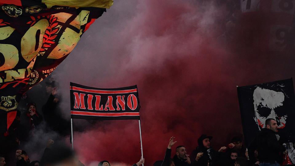 Tifosi del Milan ©