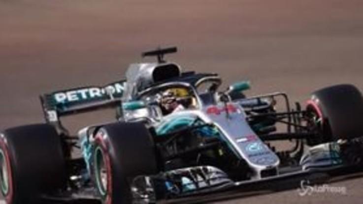 F1, Hamilton conquista anche l'ultimo gp stagionale