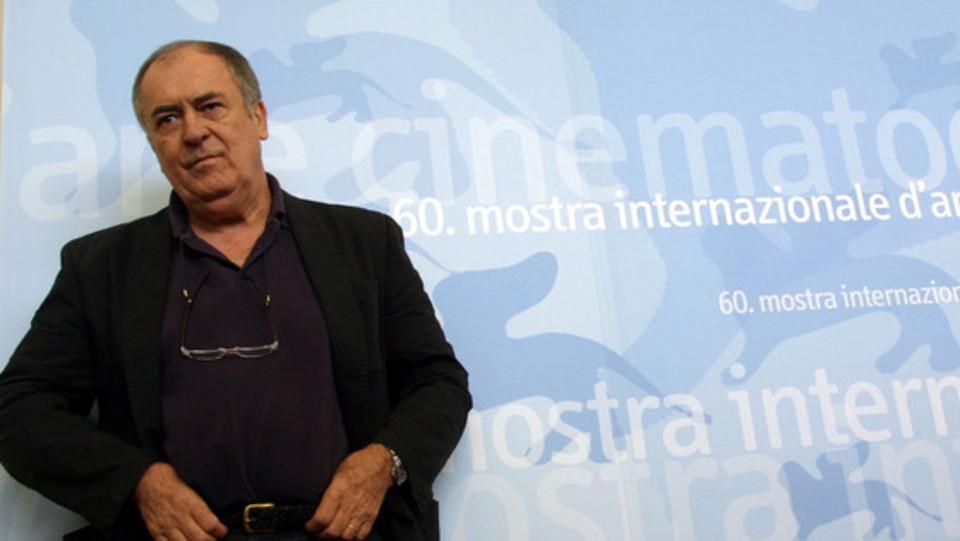 Il regista alla 60esima Mostra del Cinema di Venezia (2003) ©