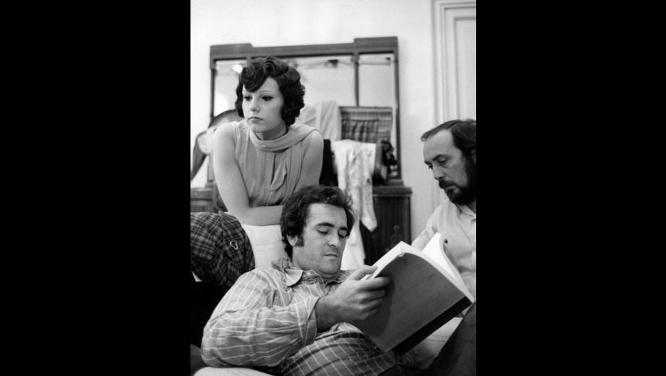 Bertolucci con Stefania Sandrelli (1970) ©