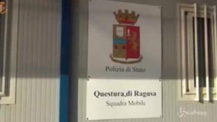 Migranti, sbarco a Pozzallo arrestati 5 presunti scafisti