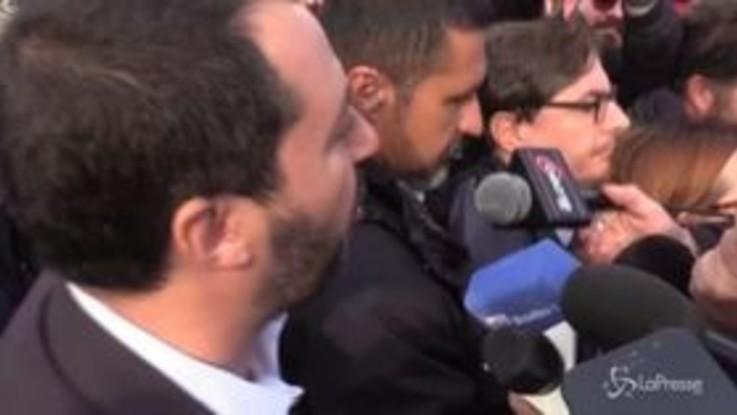 """Salvini: """"Ruspare la villa di un mafioso vale il ruolo di ministro"""""""