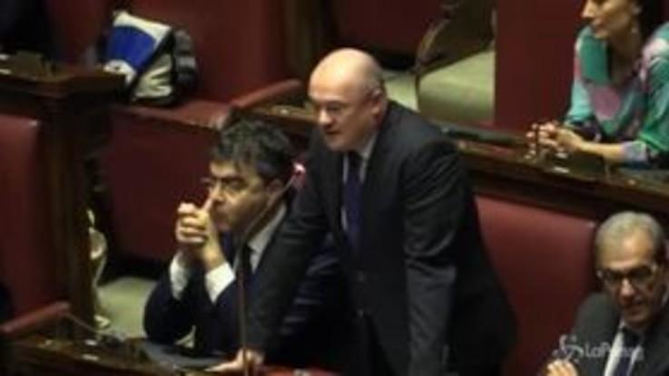 """Dl sicurezza, Borghi (Pd): """"Questa fiducia è contro il M5s. Fico dov'è?"""""""