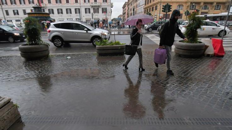 Continuano le piogge al Centro-Sud: il meteo del 27 e 28 ottobre