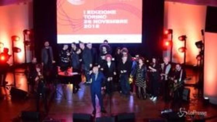 Premio Carlo U. Rossi, a Torino serata-evento con tanti artisti della musica italiana