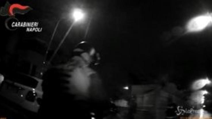 Camorra, arresto Orlando: le immagini del blitz