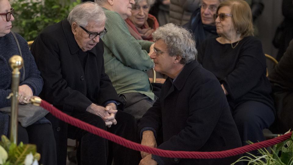 Paolo Taviani e Mario Martone ©