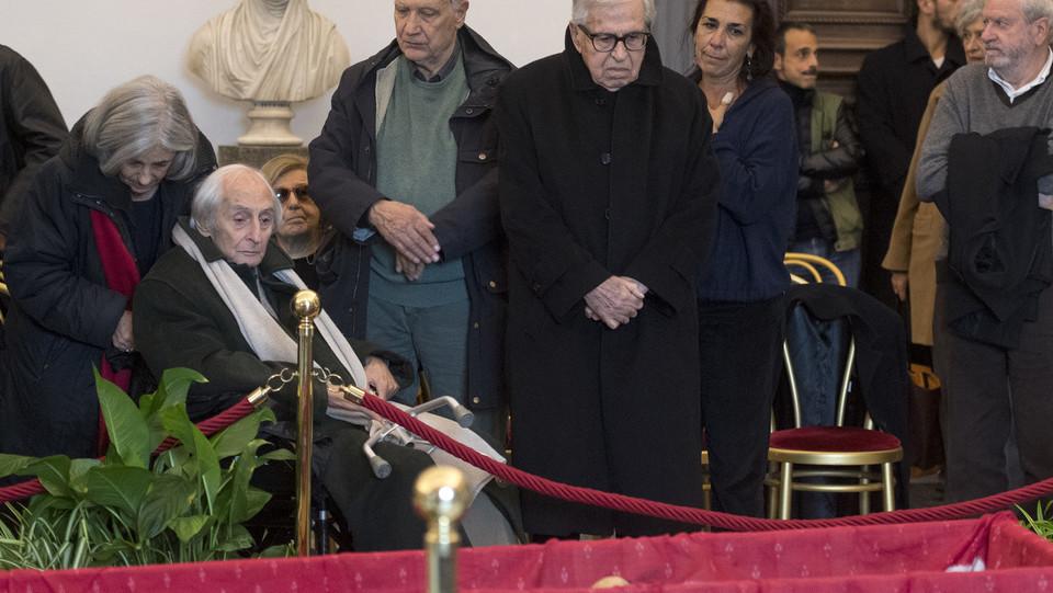 Citto Maselli e Paolo Taviani ©