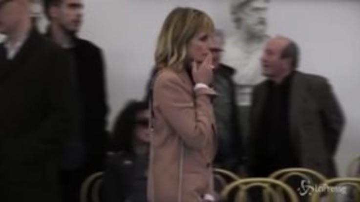 Isabella Ferrari, Stefania Sandrelli, Giuseppe Tornatore: in tanti per l'ultimo saluto a Bertolucci