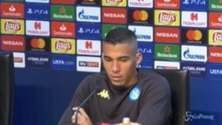 """Napoli, Allan: """"Contro la Stella Rossa vogliamo regalare la vittoria ai tifosi"""""""