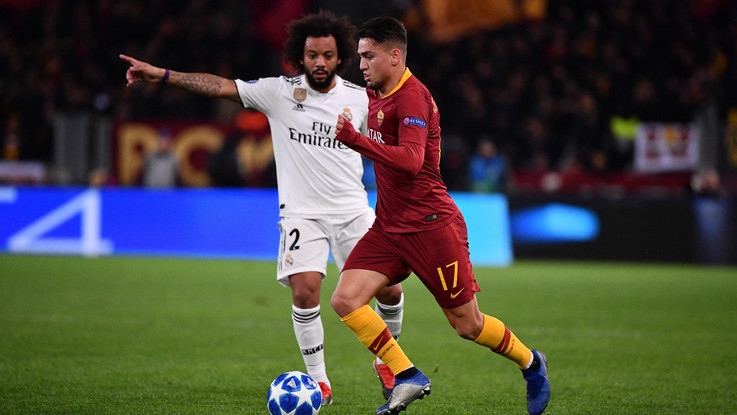 Champions League, Roma-Real Madrid 0-2 | Il Fotoracconto