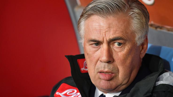 """Champions, Ancelotti verso Napoli-Stella Rossa: """"Cog.... se non passiamo"""""""
