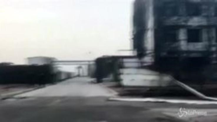 Cina: esplosione in un'industria chimica, oltre 20 morti