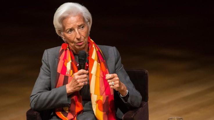 "L'Italia fa paura a Fed e Fmi. Lagarde: ""Serve sforzo sui conti"""