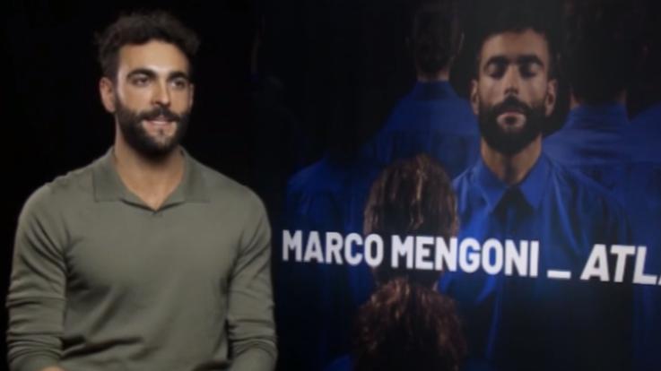 """Mengoni presenta il nuovo album: """"Atlantico è lentezza e bellezza"""""""