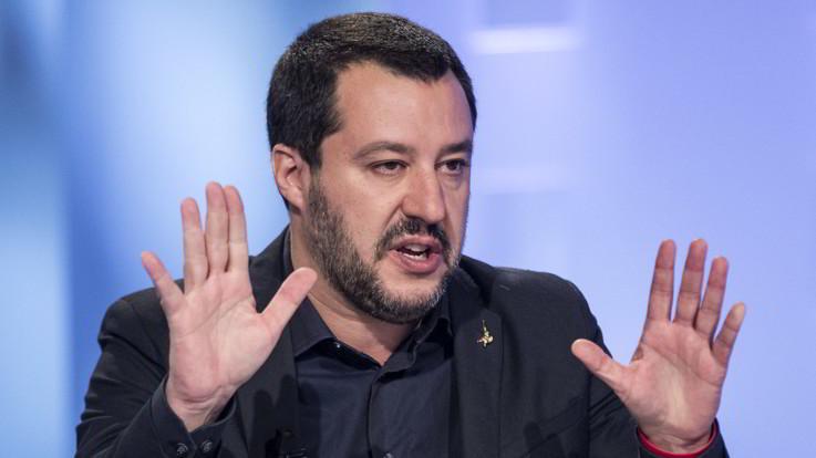 """Salvini contro gli spacciatori: """"Sono come assassini, con il dl Sicurezza inaspriremo le pene"""""""