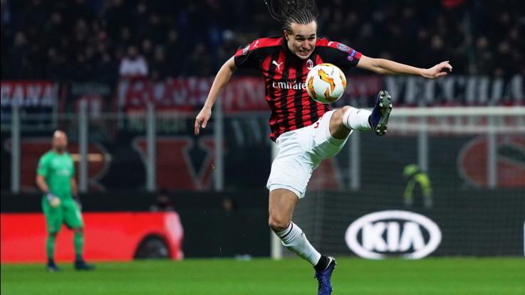 Europa League, Milan-Dudelange 5-2 | Il Fotoracconto
