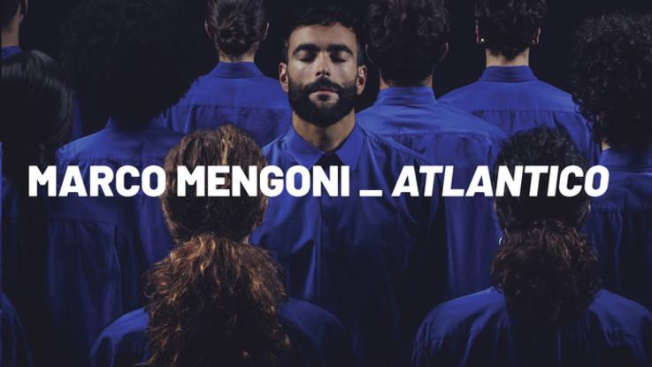 """Marco Mengoni presenta 'Atlantico': """"Un viaggio nel mondo e dentro me"""""""