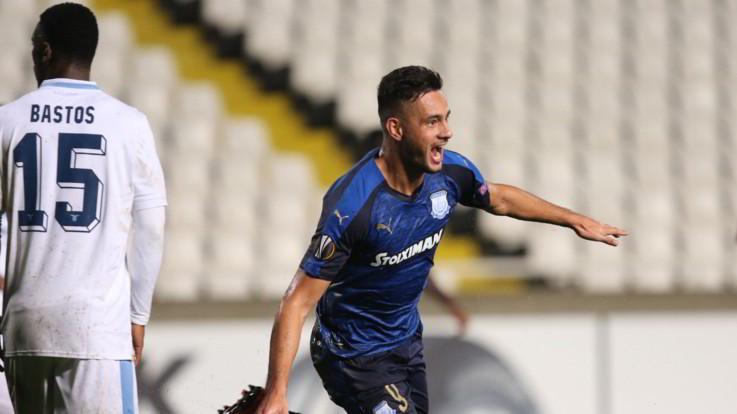 Europa League: Lazio ko 2-0 a Cipro contro l'Apollon, ma agli ottavi da seconda