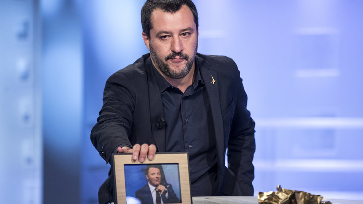 """Pd, Martina: """"Il 3 marzo raccolta firme per abrogare dl Sicurezza"""". Lite Renzi-Salvini"""