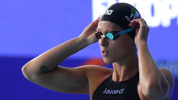 Nuoto, Assoluti di Riccione: Pellegrini domina nei 200 stile libero