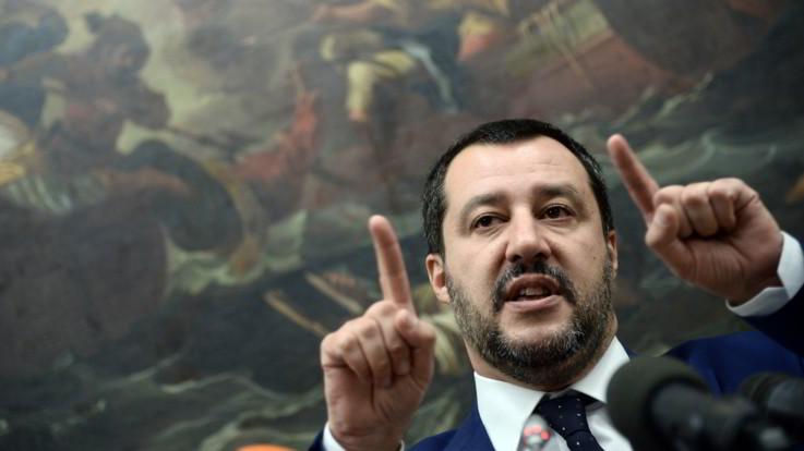 """Dl Sicurezza, Fico: """"Assente al voto perché ho preso le distanze"""". Salvini: """"Ma lo ha letto?"""""""