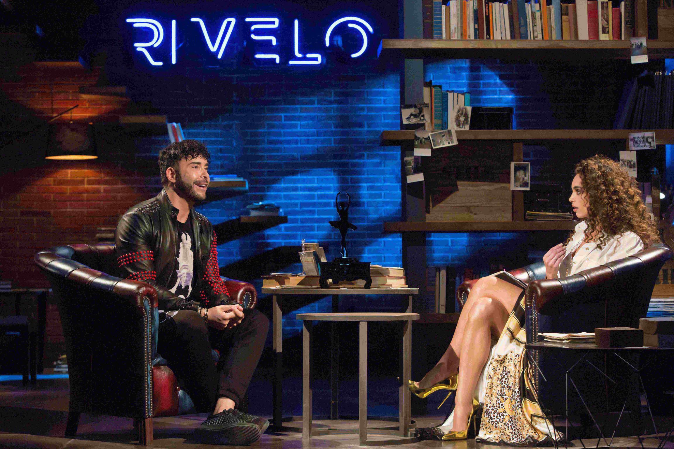 Paola Di Benedetto e Giacomo Urtis protagonisti di 'Rivelo' su Real Time