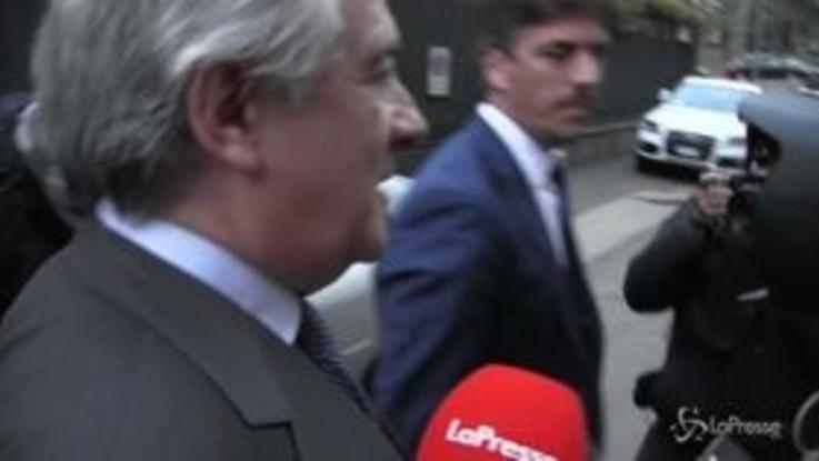 """Regionali, Tajani: """"Passi avanti, andiamo nella giusta direzione"""""""