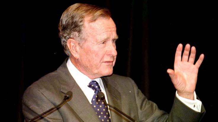 Morto l'ex presidente Usa George H. W. Bush: aveva 94 anni