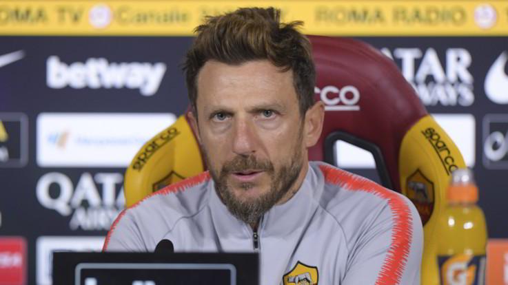 """Roma 'incerottata' attende l'Inter. Keita: """"Per me un piccolo derby"""""""