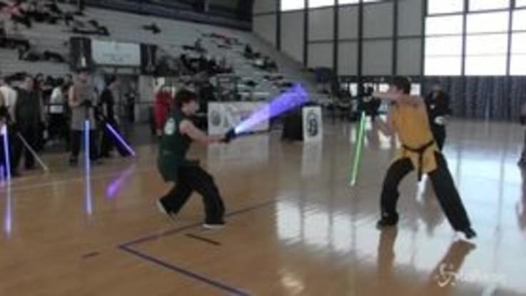 Campionato di spada laser: a Milano parte la terza edizione