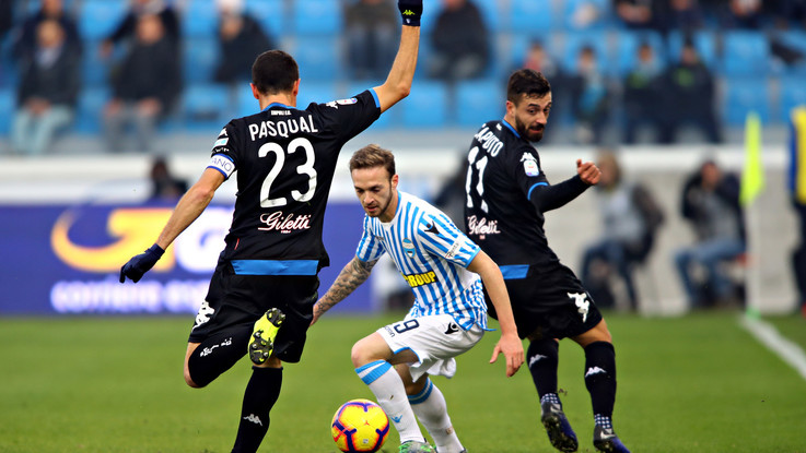 Gol ed emozioni al Mazza: Spal-Empoli 2-2