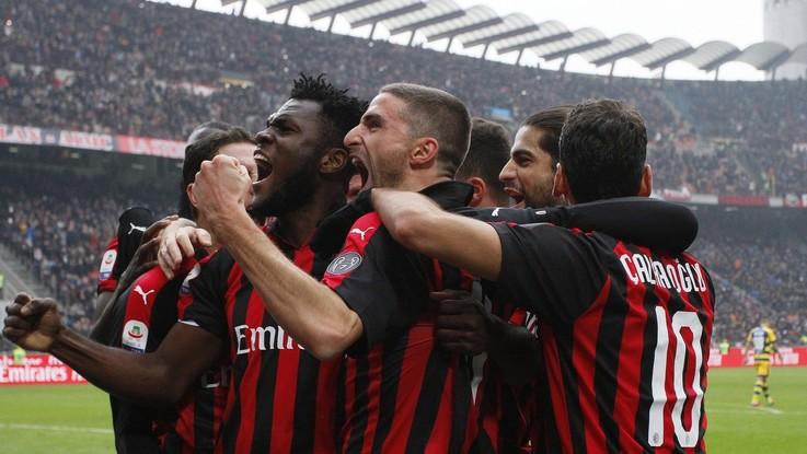 Serie A, 'Ringhio' Milan: Cutrone e Kessie ribaltano il Parma