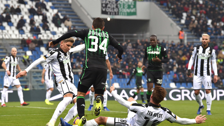 Serie A, Sassuolo-Udinese 0-0 | Il fotoracconto