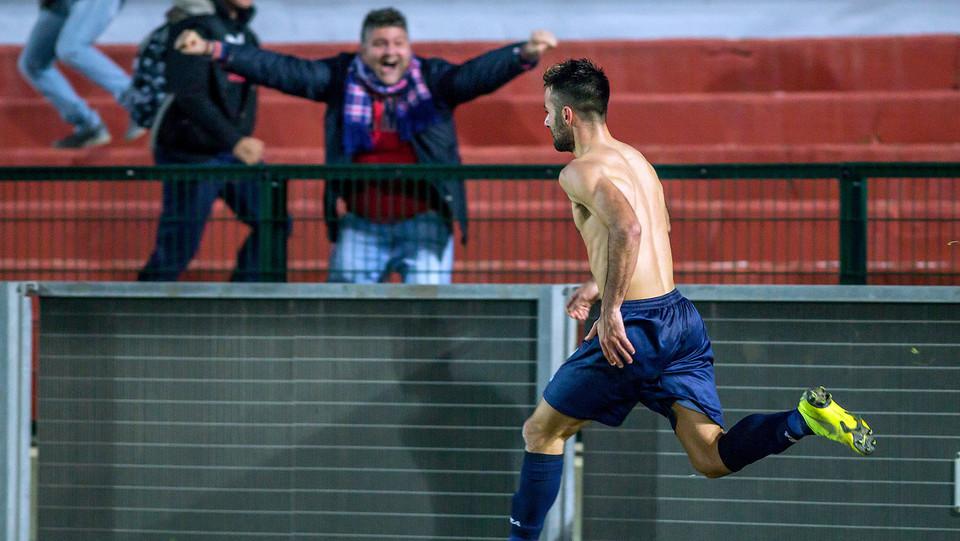 Cosenza-Padova 2-1. Garritano segna nel finale e fa esultare i padroni di casa ©