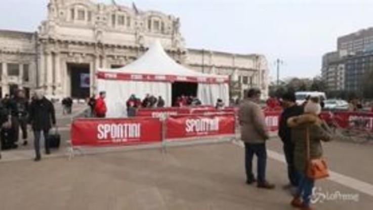 Milano, pizza calda ai bisognosi: l'iniziativa della pizzeria Spontini